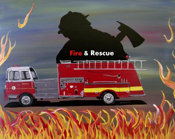 Fire Truck 4 low