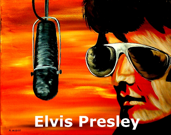 Burning Love Elvis Pesley low