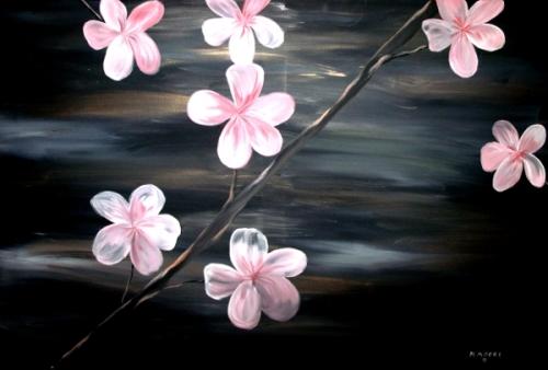cherry blossom low
