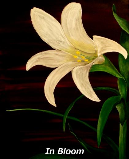 in bloom named