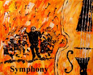 Symphony Print Proof Named