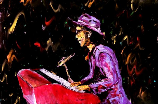 Bruno Mars low