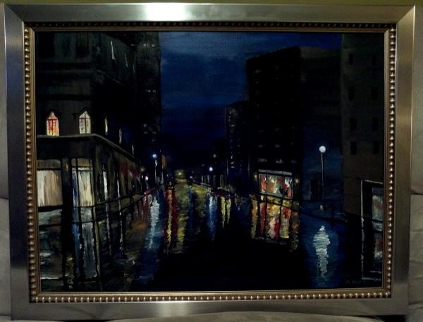 city rain 7