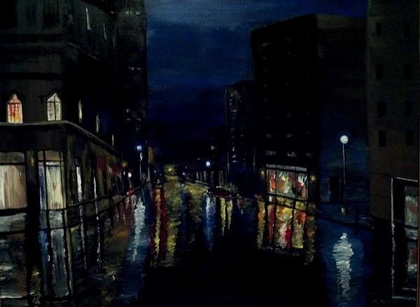city rain 9