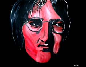 Just John - John Lennon by Mark Moore copyright protected