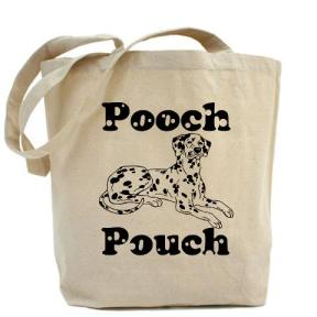 dalmatian_pooch_pouch_tote_bag