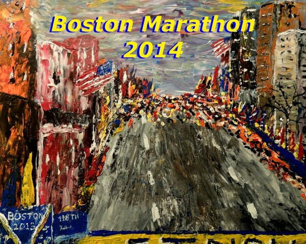 Boston Marathon 2014 low